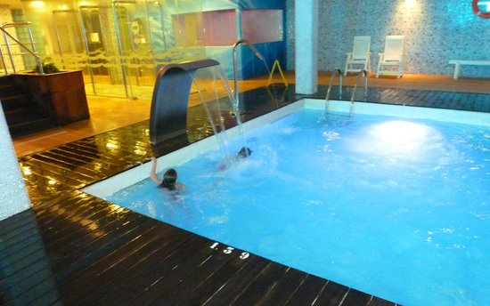 Hotel GHT Oasis Tossa & SPA : Espace Spa 3
