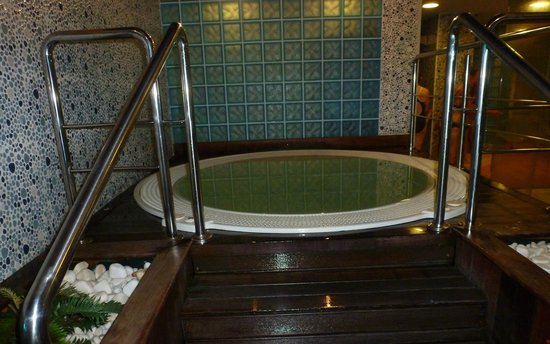 Hotel GHT Oasis Tossa & SPA : Espace Spa 2