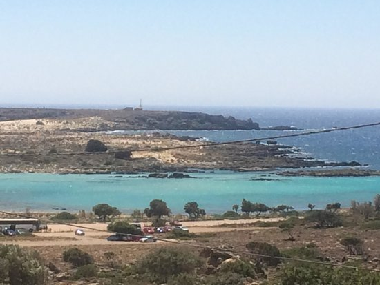 Playa de Elafonisi: 2