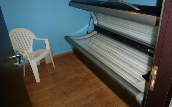 Hotel GHT Oasis Tossa & SPA : Espace Spa 5