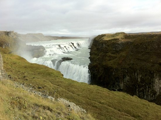 Iceland Horizon : Gulfoss