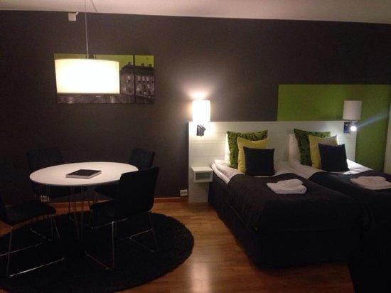 Sky Hotel Apartments Stockholm: Large studio