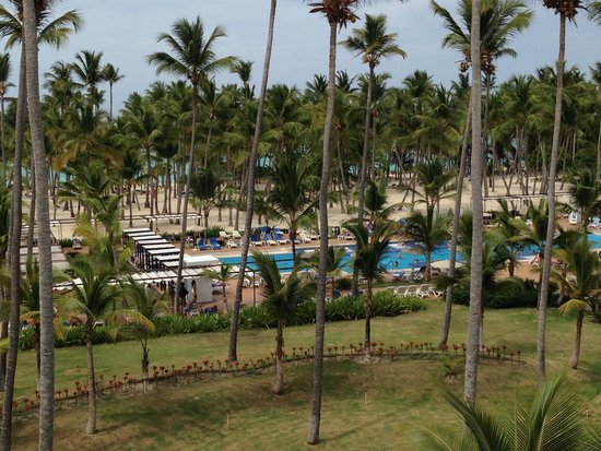 Hotel Riu Palace Macao: View from our balcony #3259