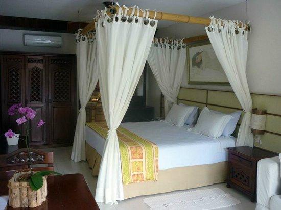 Real Villa Bella Hotel: Um dos charmosos apartamentos
