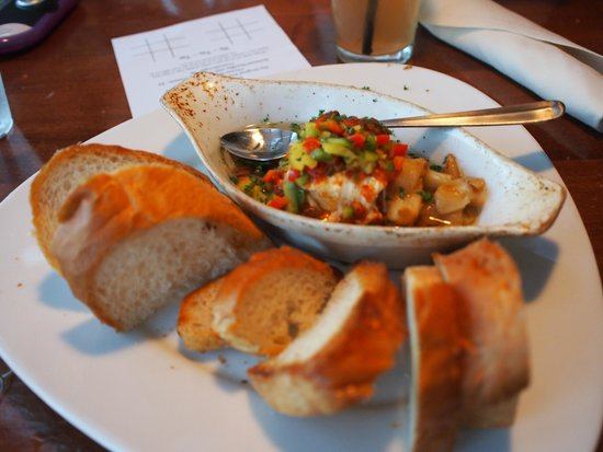 High Rock Cafe : Delicious Dip