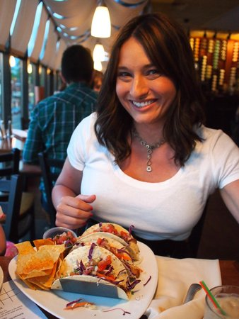 High Rock Cafe : Fish Tacos