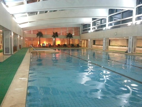 Beijing Hotel NUO: Indoor Swimming Pool