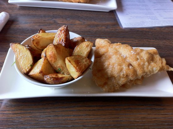Fish of the day picture of icelandic fish chips for Icelandic fish and chips