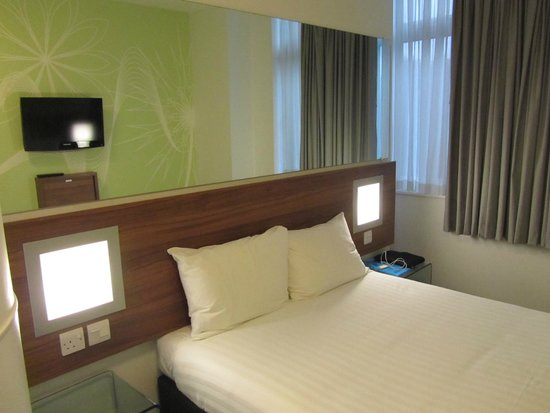 Tune Hotel Kings Cross: Chambre photo  2