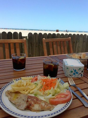 Restaurante Chill Out, Vora & Vora