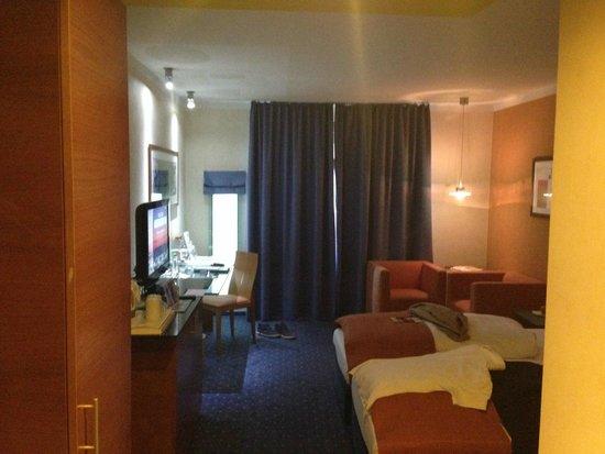 BEST WESTERN PREMIER Hotel Park Consul Stuttgart/Esslingen: Stanza