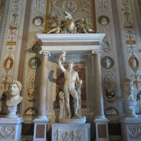 Galerie Borghèse : Borghese Gallery