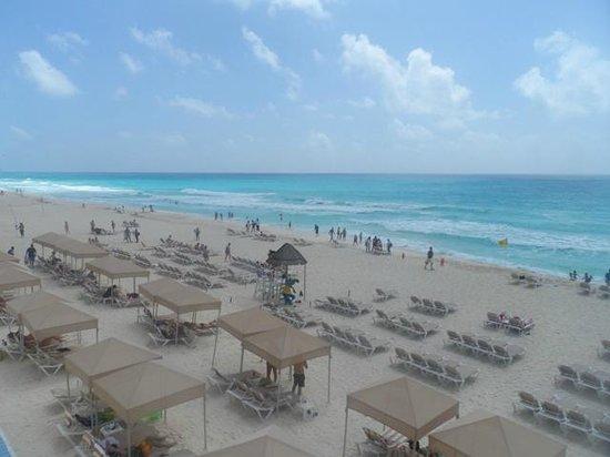 Crown Paradise Club Cancun : Descanso total frente al mar!