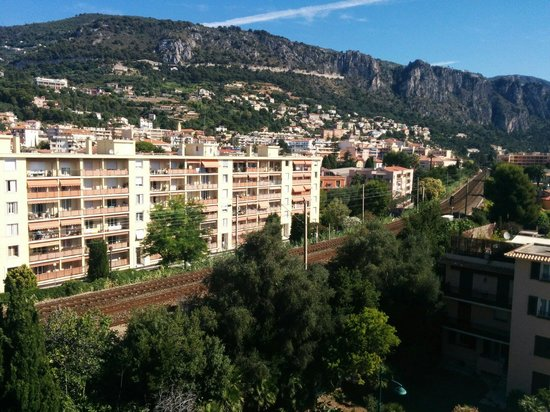 "Hotel Royal-Riviera : ""Mountain view"" ..."