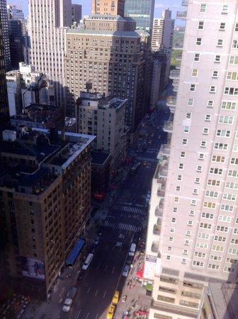 Sheraton New York Times Square Hotel: Boa localização.