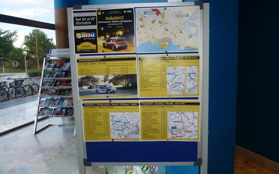 Sol Costa Daurada: Entrée hôtel