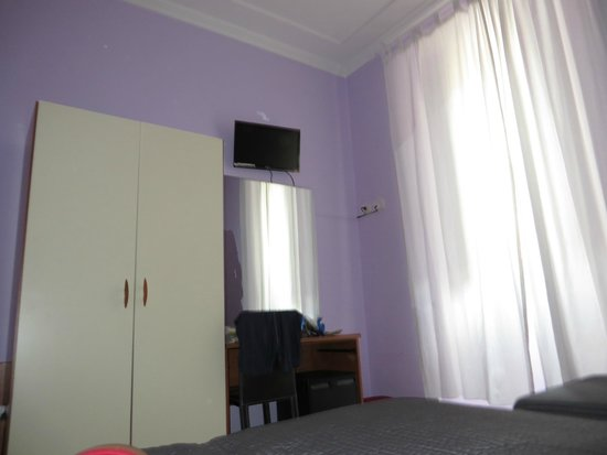 Hotel Alius : Habitación