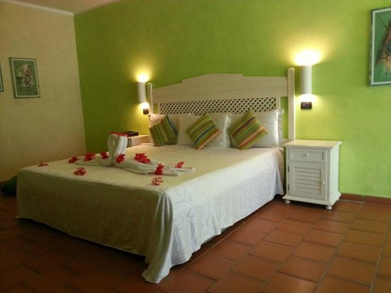 Andilana Beach Resort : Room