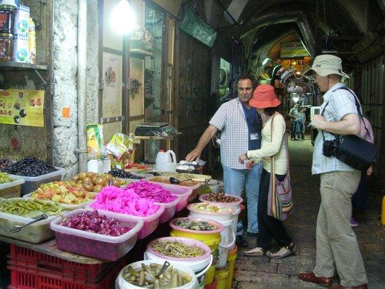 Zvika Bar Or Day Tours: Touring Jerusalem with Zvika