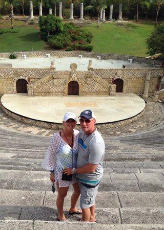 Isla Catalina : Amphitheater Alto de Chavon