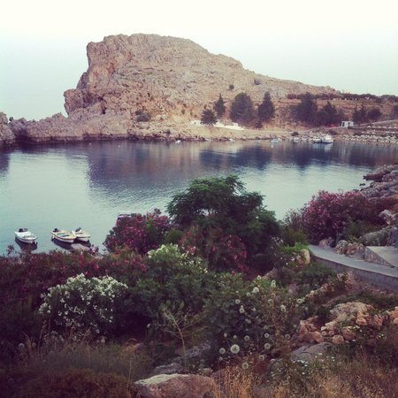Agios Pavlos Beach (Saint Paul) : Che meraviglia!!