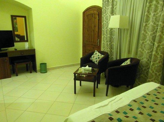 Three Corners Rihana Resort : Chambre avec supplément