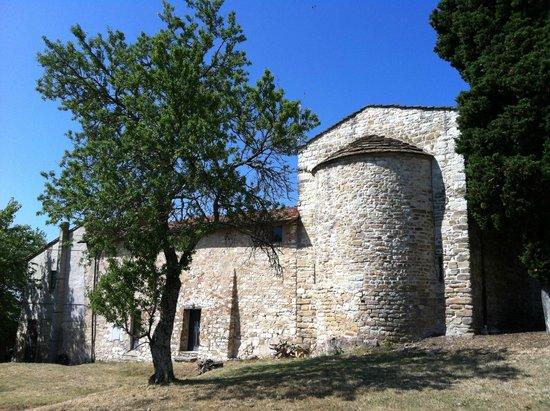 Chiesa di San Piero in Perticaia