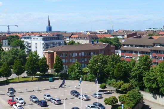Good Morning+ Helsingborg: foto från rummet på åttonde våningen