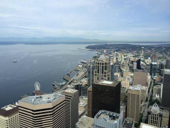 Sky View Observatory : View of Seattle