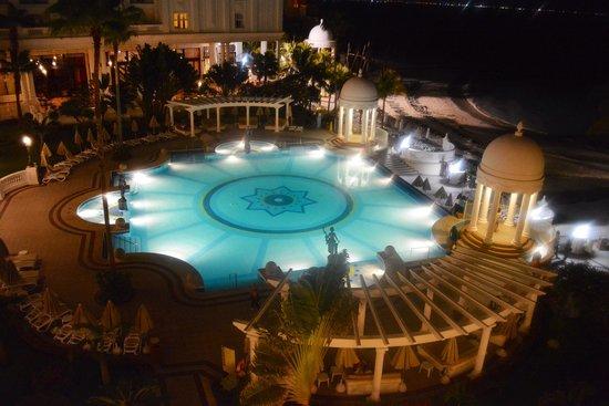 Hotel Riu Palace Las Americas: Room view