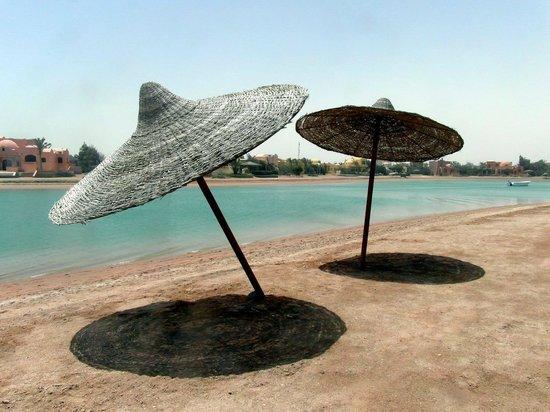 Three Corners Rihana Resort : Le long du lagon