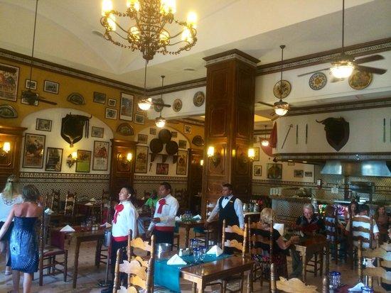 Hotel Riu Palace Las Americas: Mexican Restaurant
