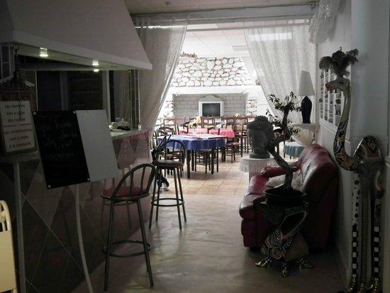 Hôtel Chalet Saint Louis : la réception