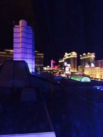 Bally's Las Vegas : View from room 11th floor Indigo Tower