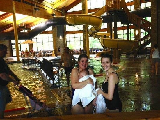 Abe Martin Lodge: Aquatic Center in Lodge
