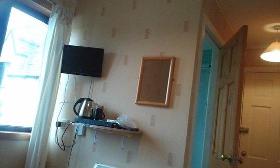 Northern Sands Hotel : Bedroom