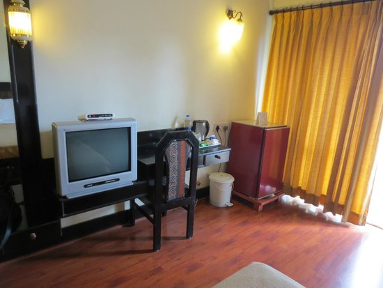 Ballal Residency: TV, Kühlschrank, Wasserkocher