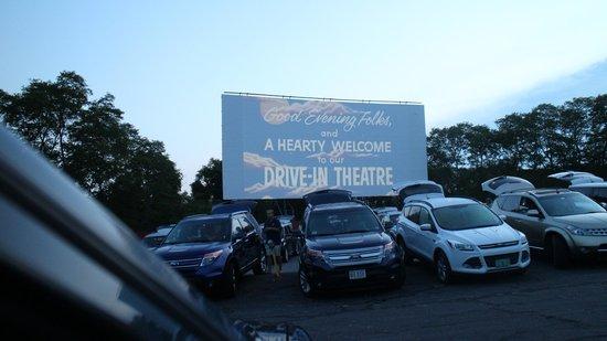 Wellfleet Drive-In Theatre, a Cape Cod gem.