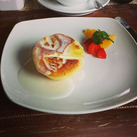 Puri Gangga Resort: Rico rico
