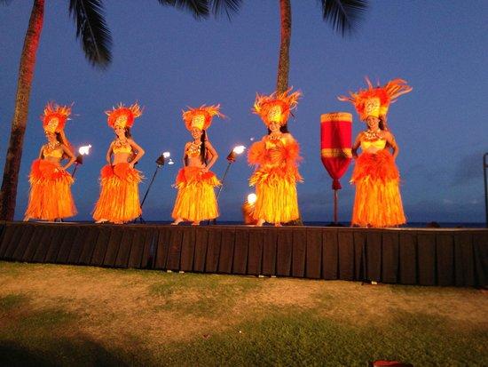 Aulii Luau: Opening dance