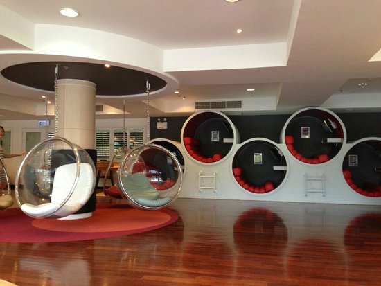 Novotel Hua Hin Cha Am Beach Resort and Spa: ชอบตรงนี้ มุมโปรด