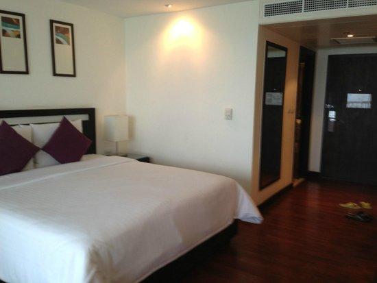 Novotel Hua Hin Cha Am Beach Resort and Spa: ห้องมาตราฐาน