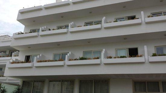 Degli Haethey Hotel : Hotel