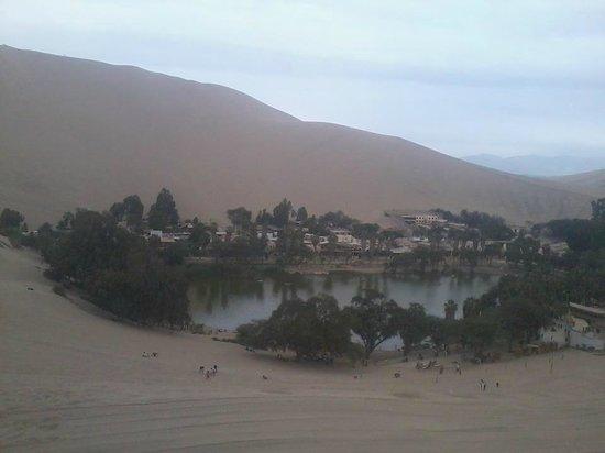 Viajes Paracas : Huacachina.
