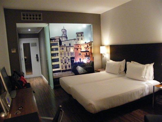 AC Hotel Palau de Bellavista by Marriott: Habitación