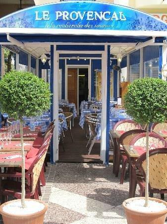 Le Provençal : Restaurant  Le Provencal
