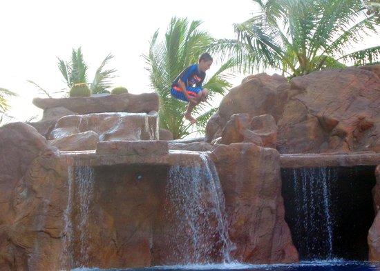 El Cid Marina Beach Hotel: CLAVADO