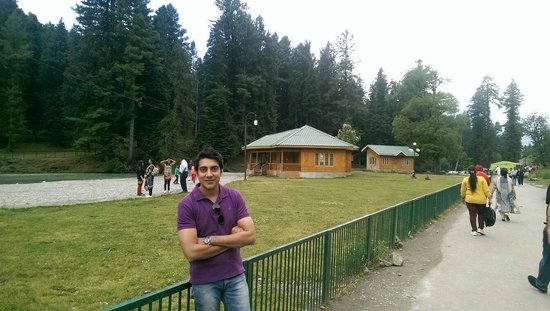 Betaab Valley: Beautiful cottages