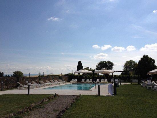 Villa Sabolini Hotel : Zwembad