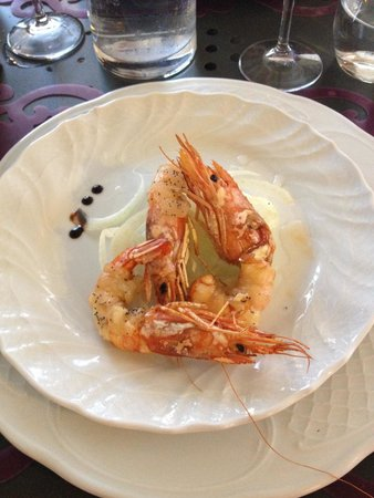 Villa Sabolini Hotel : Gastronomische keuken